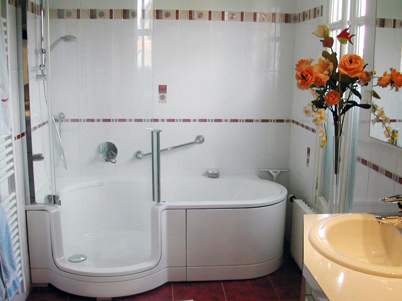 Renovation salle de bains les pennes mirabeau